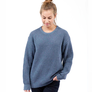 c2d6ae243e Dennik Recycled Sweater by Mud Jeans